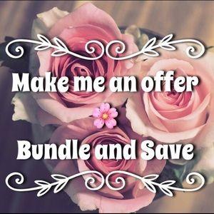 🛍 Bundle & Save ‼️